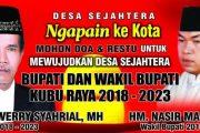 H.Ir Werry Syahrial, Resmi Serahkan Berkas ke Partai Golkar Guna Mencalonkan Diri Menjadi Bupati Kubu Raya