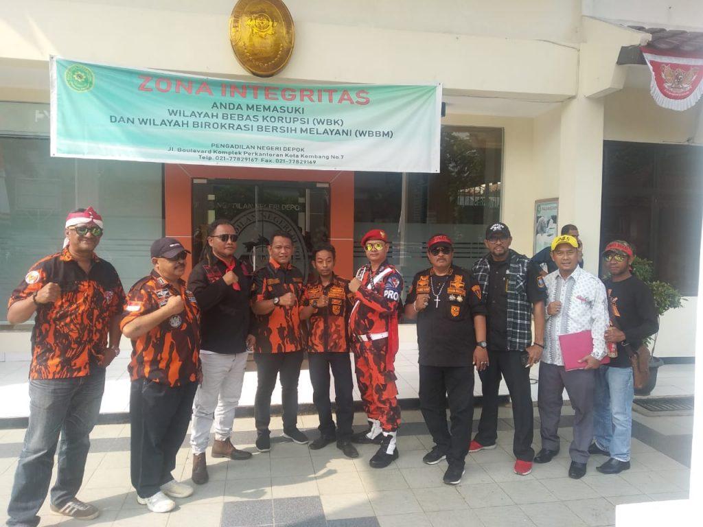 PN Depok Gelar Sidang Gugatan   Andi Pardede: Legalitas RS Bukan Ketua MPC