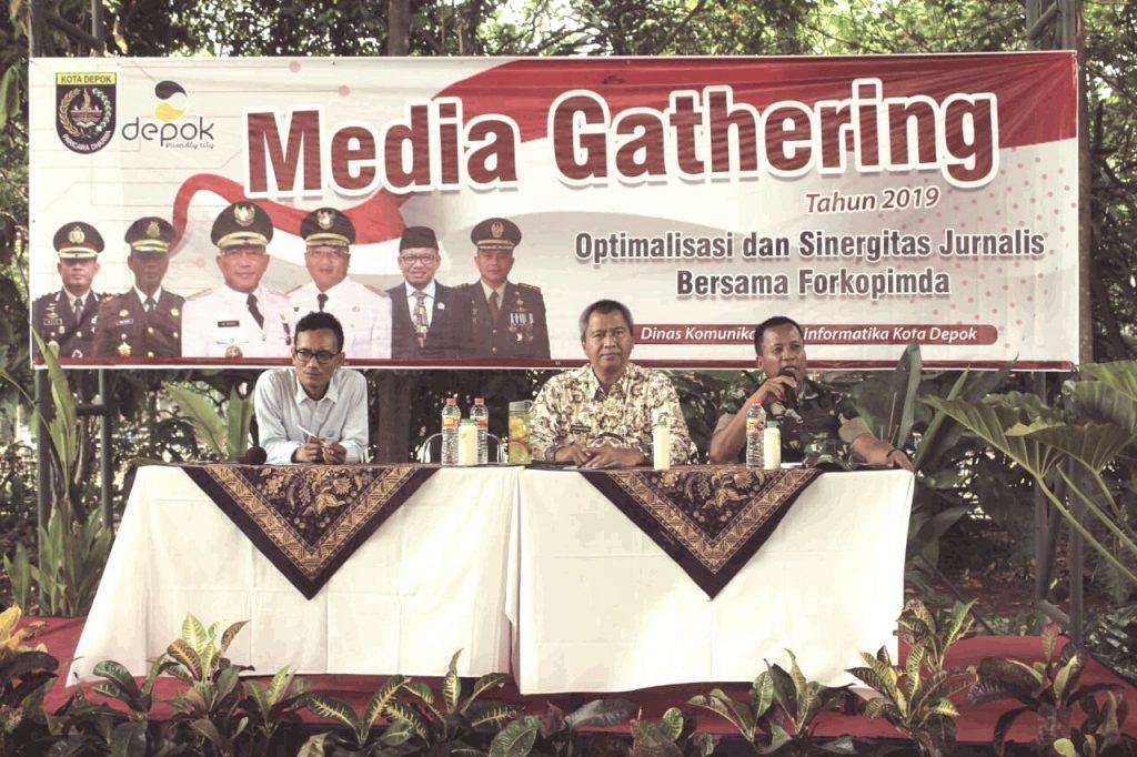 Sidik Mulyono: Media Gathering, Tingkatkan Profesionalitas Kerja Jurnalis