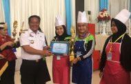 Polotu Ikan Poronang Asal Kecamatan Jangkang Raih Juara Satu Chef junior