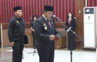 Paolus Hadi Lantik PJ Sekda Sanggau