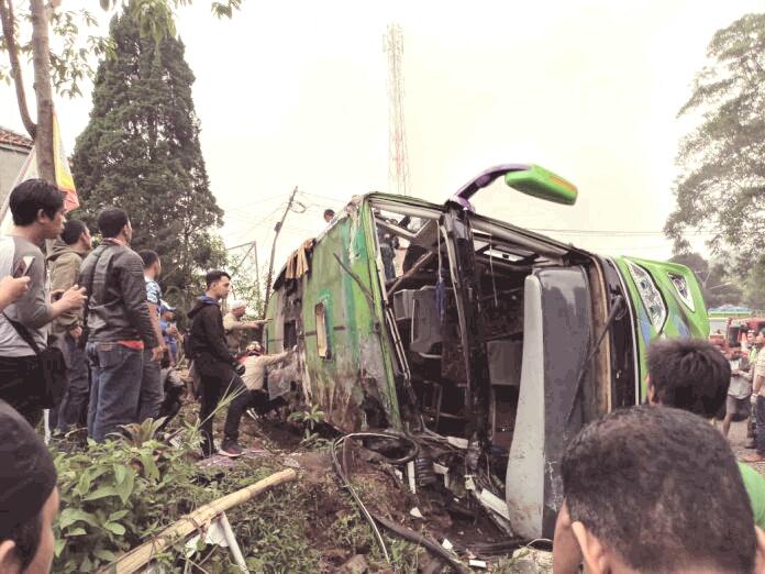 Kepala Dinsos: Segera Berikan Santunan Korban Kecelakaan Bus di Subang