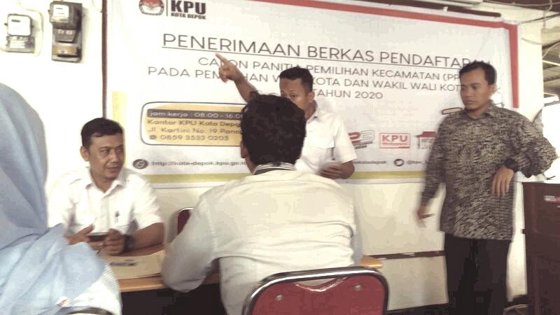 KPU Kota Depok Rekrutmen Anggota PPK