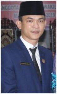 Ketua DPRD Sintang Apresiasi Kesembuhan Pasien Covid Sintang