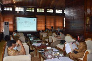 Pemkab Sintang-BPN Gelar Sidang Pertimbangan Landreform Tahun 2020