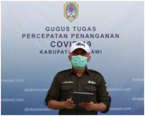 Hari Ini Di Kabupaten Melawi Jadi 6 Orang Dinyatakan Sembuh Covid-19