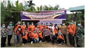 Langkah-Langkah BPBD Kabupaten Melawi Hadapi New Normal