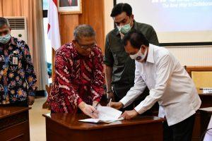 Kepala BPH Migas dan Anggota Komisi VII DPR RI Temui Gubernur Kalbar