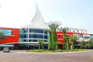 Antisipasi COVID-19, Area Margo City Segera Disemprot Disinfektan
