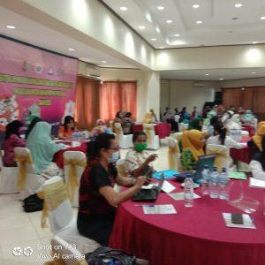 Pelatihan Konseling Pemberian Makan Bayi dan Anak (PMBA) di Kabupaten Fakfak 2020