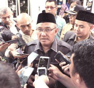 Idris Ajak Pemilih Pemula Sukseskan Pilkada 2020