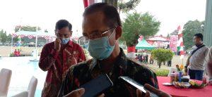Panji Himbau Pemilukada Damai Di Melawi, jangan ada isu SARA