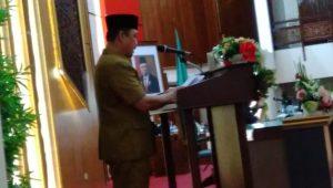 Paripurna DPRD Prov. Kalbar Jawaban Gubernur atas Pemandangan Umum Fraksi-Fraksi Tentang APBD PERUBAHAN TAHUN 2020