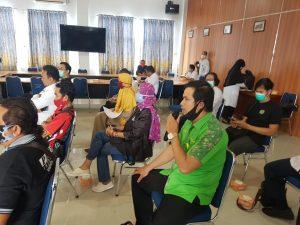 Wakili Managemen RSUD Ade M Djoen Sintang dr. Feri Sampaikan Permohonan Maaf