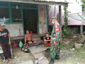 Satgas Door To Door Sambangi Masyarakat Sasaran