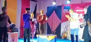 Dansatgas Paparkan Program TMMD Dalam Dialog Kebangsaan di RRI Sintang
