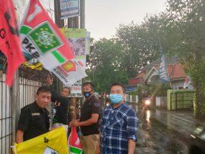 Jamal: Koalisi Bangkit Deklarasikan Pradi-Afifah