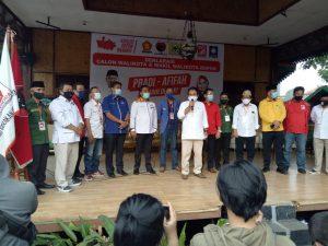 Deklarasi Koalisi Depok Bangkit, Nuroji: Stop Jangan Berpura Peduli