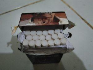 Pita Cukai Rokok yang Diduga Tidak Sesuai Peruntukan Marak Beredar