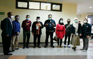 dr. Erwan Martanto: Tes Kesehatan Swab, Pradi-Afifah dan Idris-Imam Negatif