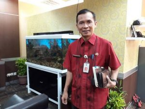 Dudi Miraz Menyebutkan Minim Pendonor Stok Darah di PMI DEPOK Menipis