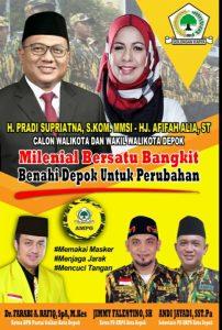 Farabi A Rafiq: Partai Golkar Gas'full Menangkan Pradi-Afifah