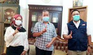 Badrul Kamal Berpesan Pradi-Afifah Jadilah Bapak-Ibunya Masyarakat Kota Depok