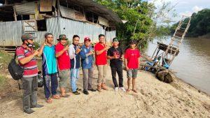 Syarifudin Sosialisasi di Daerah Kayan