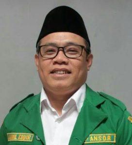 Pradi Afifah Didukung Seluruh GP Ansor