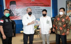 Tindaklanjuti Aspirasi 21 Gubernur, DPD RI Gelar FGD Dana Bagi Hasil Sawit