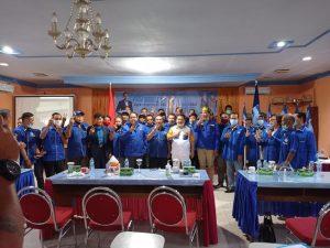 Rapimcab Partai Demokrat Kabupaten Sintang Tahun 2020