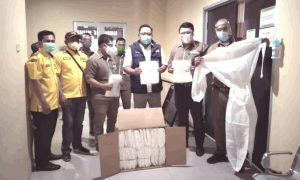 Pradi Supriatna Berusaha Terus Perangi Covid-19 di Kota Depok