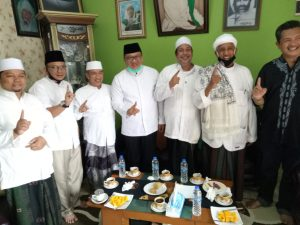 Pradi Afifah Dapat Dukungan dari Habib Abu Bakar Assegaf