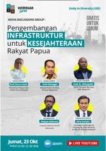 Velix Wainggai: Pembangunan Infrastruktur di Papua Secara Pendekatan Kultural