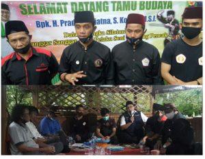 Pradi Afifah di Kawal Jawara Sanggar MS se-Kota Depok