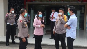Kesiapan Hadapi Pilkada, Komisi III DPR-RI Kunjungi Polres Sintang