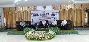 Cek Fakta Debat Pilkada Sekadau Pertama Se-Indonesia
