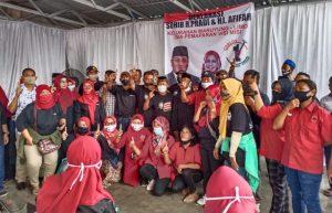 Purnomo Menyebutkan Sepuluh Program Pradi-Afifah Sangat Menyentuh Kebutuhan Masyarakat
