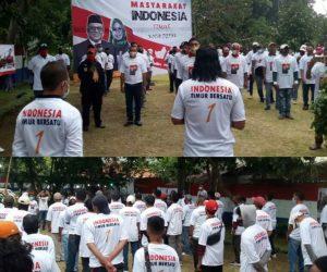 Ingin Perubahan Ribuan Masyarakat Indonesia Timur Kawal Pradi-Afifah