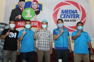 Partai Gelora Bertekad Menangkan Pradi-Afifah di Pilkada 2020
