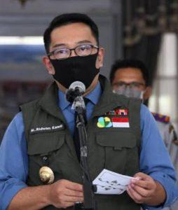 Ridwan Kamil: Pasien Covid di Jabar Semakin Tinggi Kesembuhannya