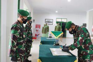 Pangdam Pimpin Penyerahan 2 Jabatan Kabalakdam XII/TPR