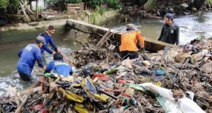 DPUPR Siaga Antisipasi Genangan Air di Musim Penghujan