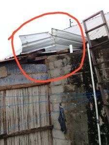 Puting Beliung Menerjang Rumah Warga di Rote Ndao