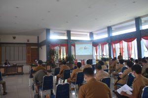 Rakor Persiapan Pembangunan 2021 Sintang