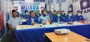 Dadi Terpilih Menjadi Ketua Formatur DPD PAN Melawi