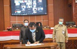 DPRD Depok Gelar Paripurna Setujui Tiga Raperda