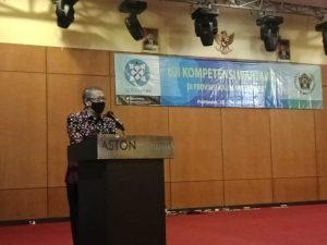 Gubernur Kalbar Buka Acara UKW PWI Kalbar