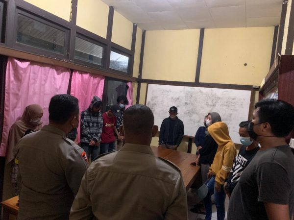 Polres Melawi Gelar Operasi Pekat Jelang Ramadhan