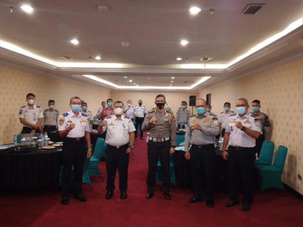 Dishub Kalbar Melaksanakan Sosialisasi Peraturan UU Nomor 22 Tahun 2019